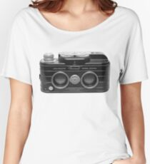 viewmaster camera Women's Relaxed Fit T-Shirt