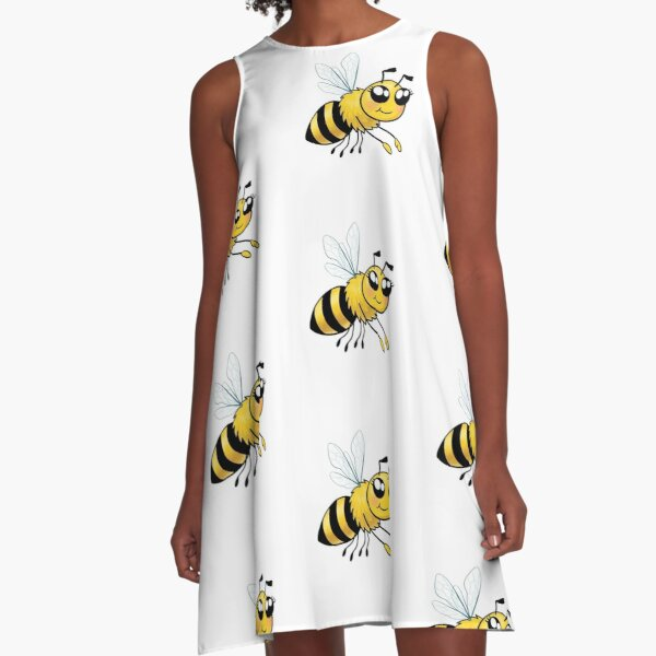 Forager Bee A-Line Dress