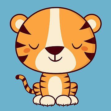 Yup Look At My Kawaii Tiger  by happinessinatee