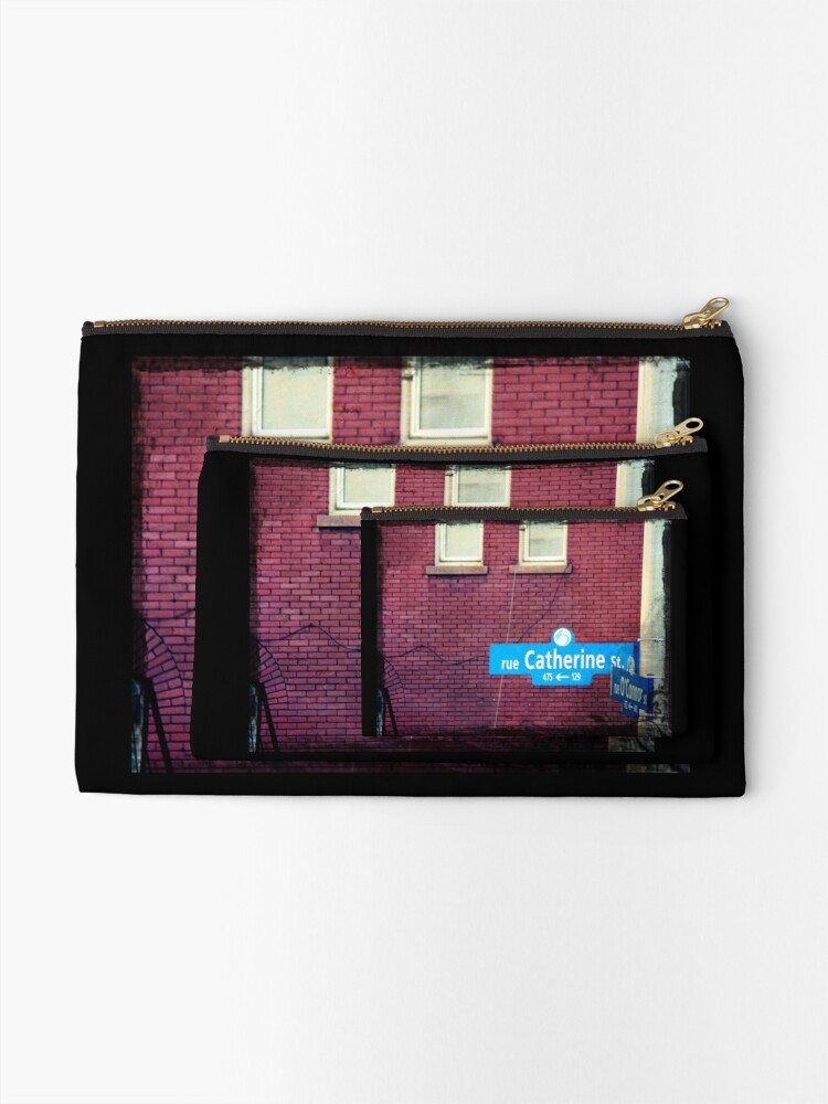 Alternate view of Catherine  Zipper Pouch