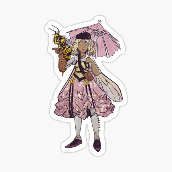 Pixie Wasper Sticker
