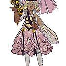 Pixie Wasper by KAMIcomics
