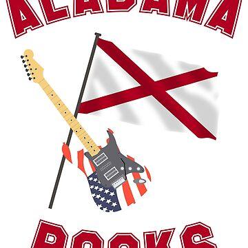 Alabama rocks by klausklatt