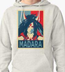 Madara Hope Poster Naruto Pullover Hoodie