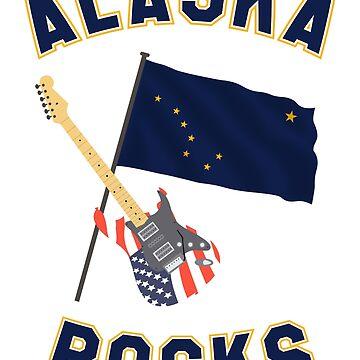 Alaska rocks by klausklatt