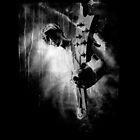The GUITAR GOD - black by ARTito
