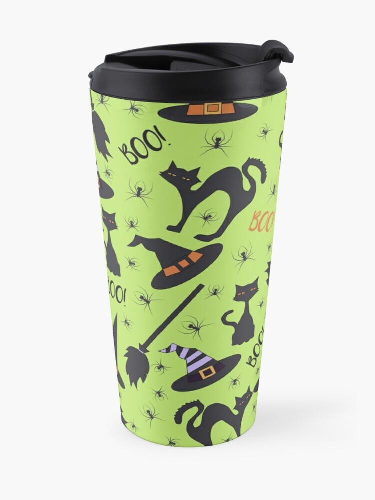Alternate view of Boo! Travel Mug