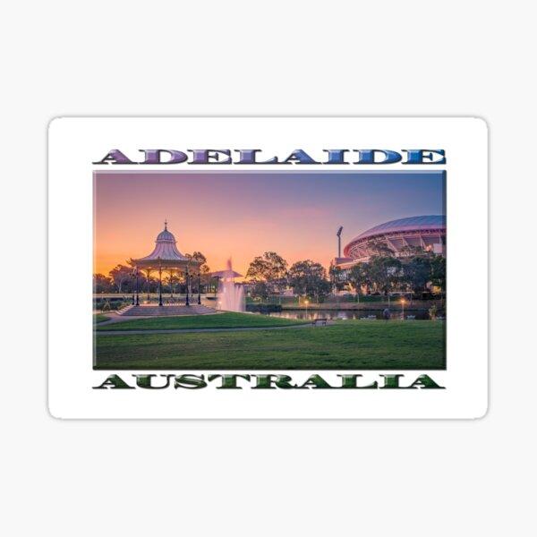 Adelaide Sunset  Sticker
