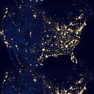 USA by Night by Chocodole