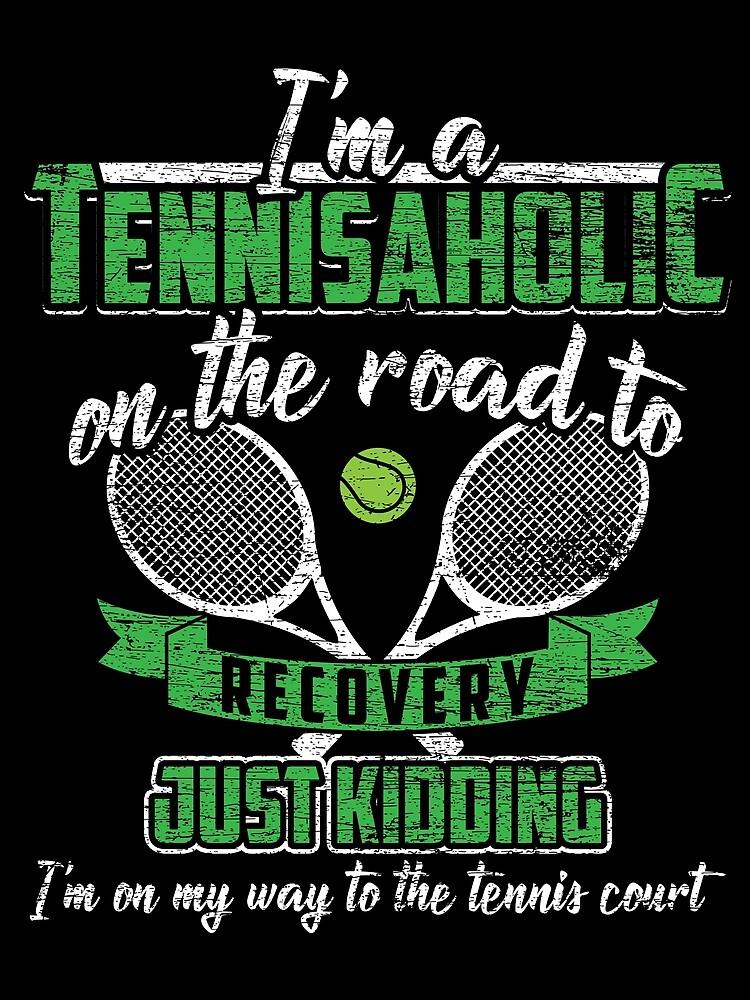Tennis hobby by GeschenkIdee