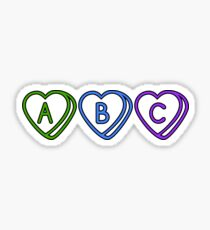 ABCs Sticker