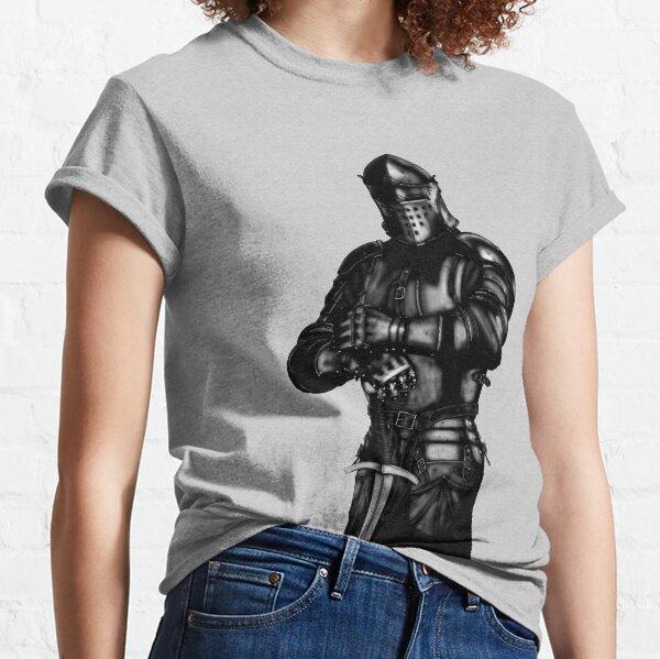 Medieval Knight  Classic T-Shirt