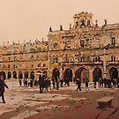 The Heart of Salamanca by JennyArmitage