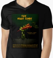 Veggie Zombie T-shirt col V homme