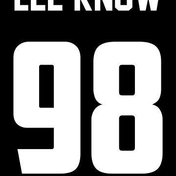 KPOP STRAY KIDS LEE KNOW 98 by LySaVN