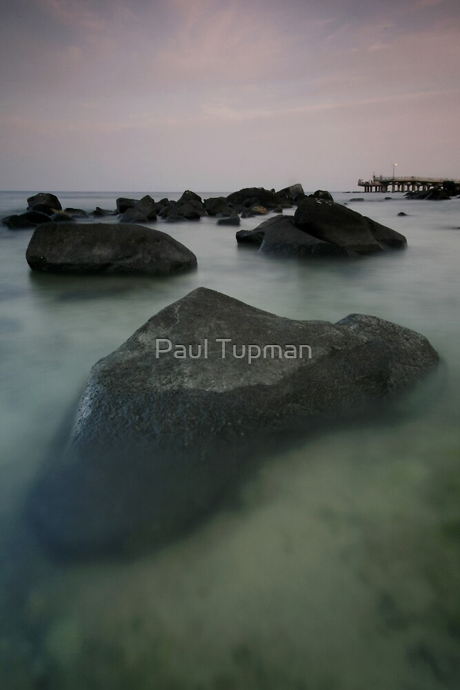 There Is A Silence by Paul Tupman