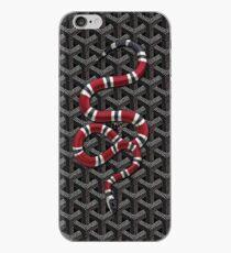 Goyard Snake iPhone Case
