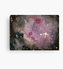 beautiful mysterious Canvas Print