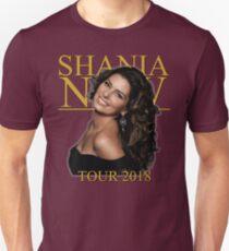 Masuk 2 SHANIA NOW WORLD TOUR 2019 TWAIN Unisex T-Shirt