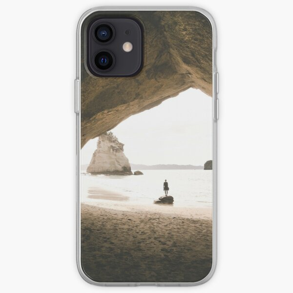 Cathedral Cove iPhone Soft Case
