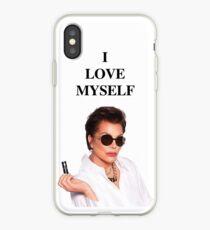 kris jenner I love myself iPhone Case