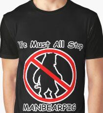 MANBEARPIG (South Park) (Al Gore) Graphic T-Shirt