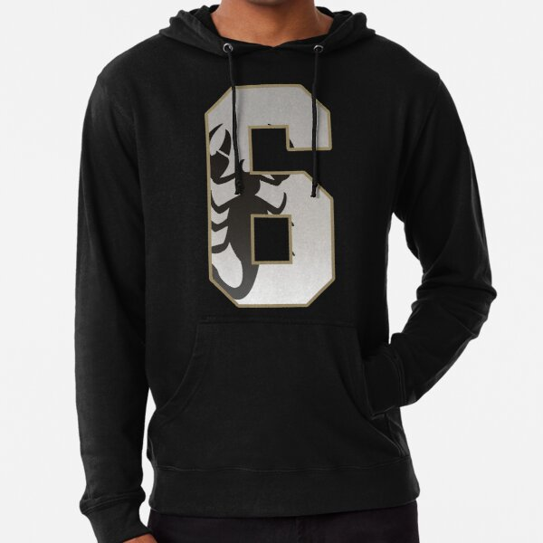 ASVP Diamond Threads Drake Legend OVO Hip Hop 6 Six Hoodie Sweatshirt