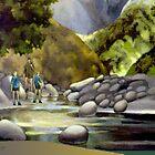 Gunn Range Travellers by Patricia Howitt