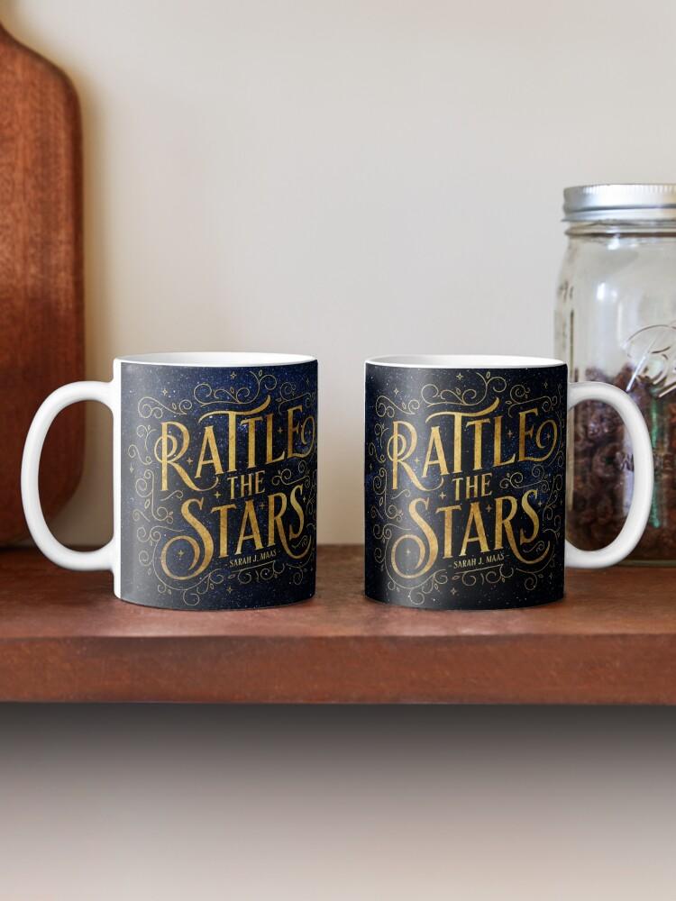Alternate view of Rattle the Stars - Night Mug
