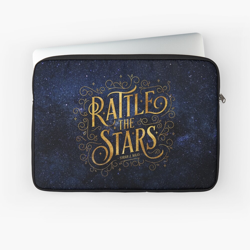 Rattle the Stars - Night Laptop Sleeve