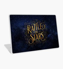 Rattle the Stars - Nacht Laptop Skin