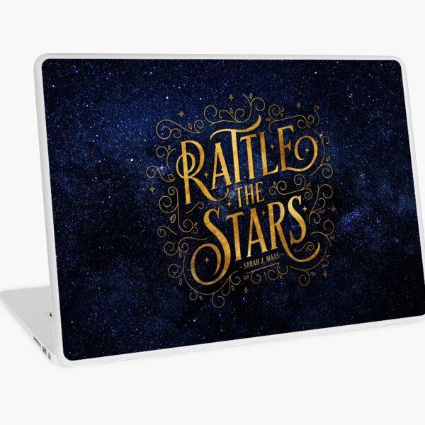 Rattle the Stars - Night Laptop Skin