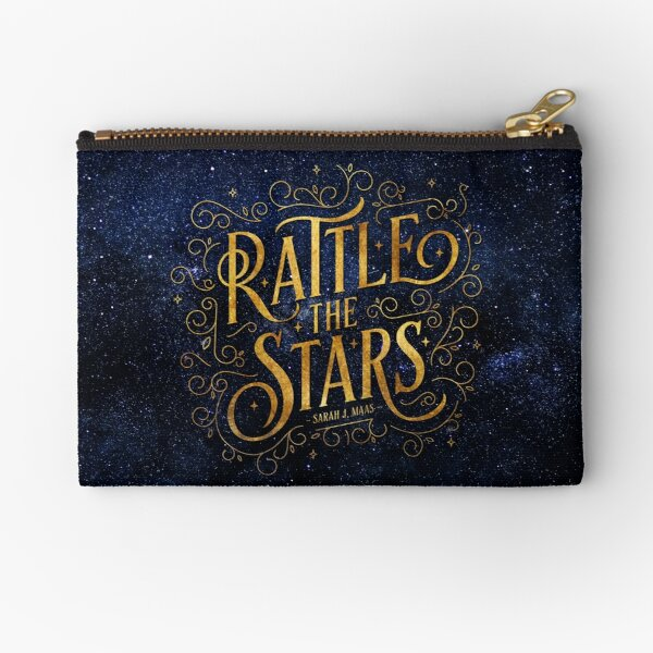 Rattle the Stars - Night Zipper Pouch