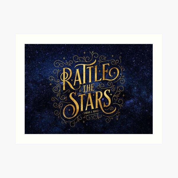 Rattle the Stars - Night Art Print
