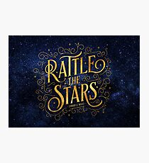 Rattle the Stars - Night Photographic Print