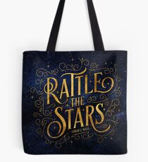 Rattle the Stars - Nacht Tote Bag