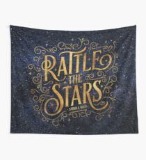 Rattle the Stars - Nacht Wandbehang
