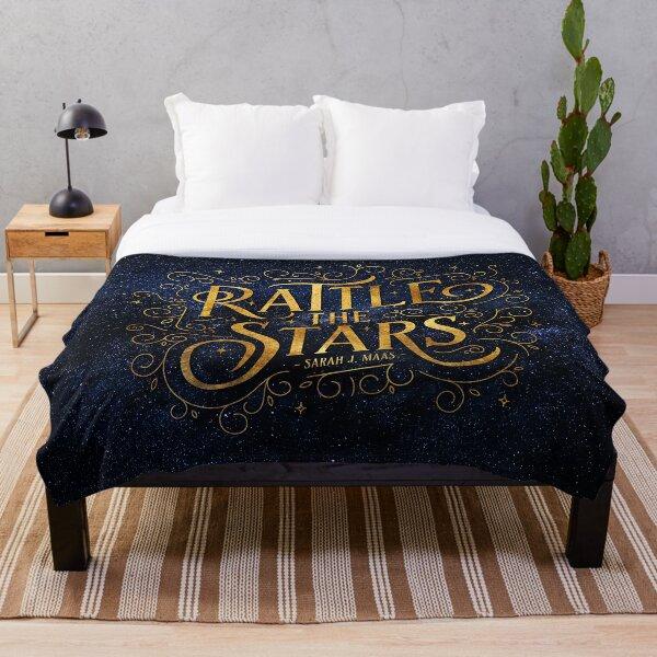 Rattle the Stars - Night Throw Blanket