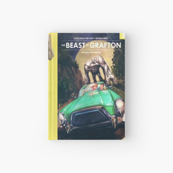 Fallout 76 - The Beast of Grafton Hardcover Journal