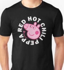Red Hot Chili Peppa Slim Fit T-Shirt