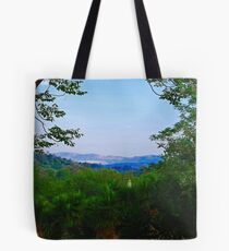 Magaliesburg At Dawn Tote Bag