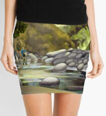 Gunn Range Travellers Mini Skirt