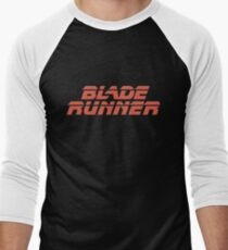 Blade Runner (1982) Movie Men's Baseball ¾ T-Shirt
