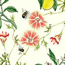 Lemons and Busy Bees by henryflorence