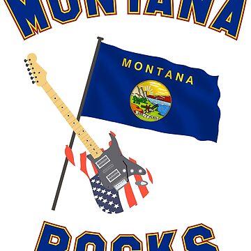 Montana rocks by klausklatt