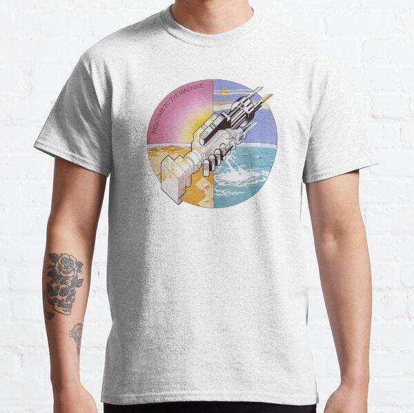 Pink Floyd: Bienvenue à la machine T-shirt classique