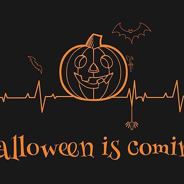 Halloween heartbeat by Zero81
