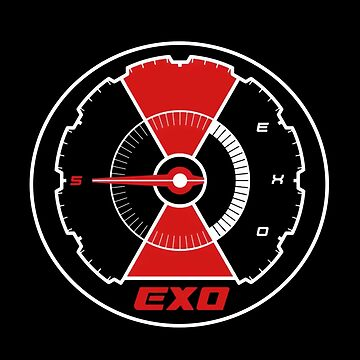 EXO - Don't Mess Up My Tempo LOGO by Red-One48