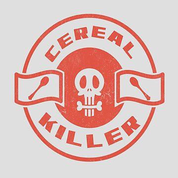 Cereal killer by Beni-Shoga-Ink