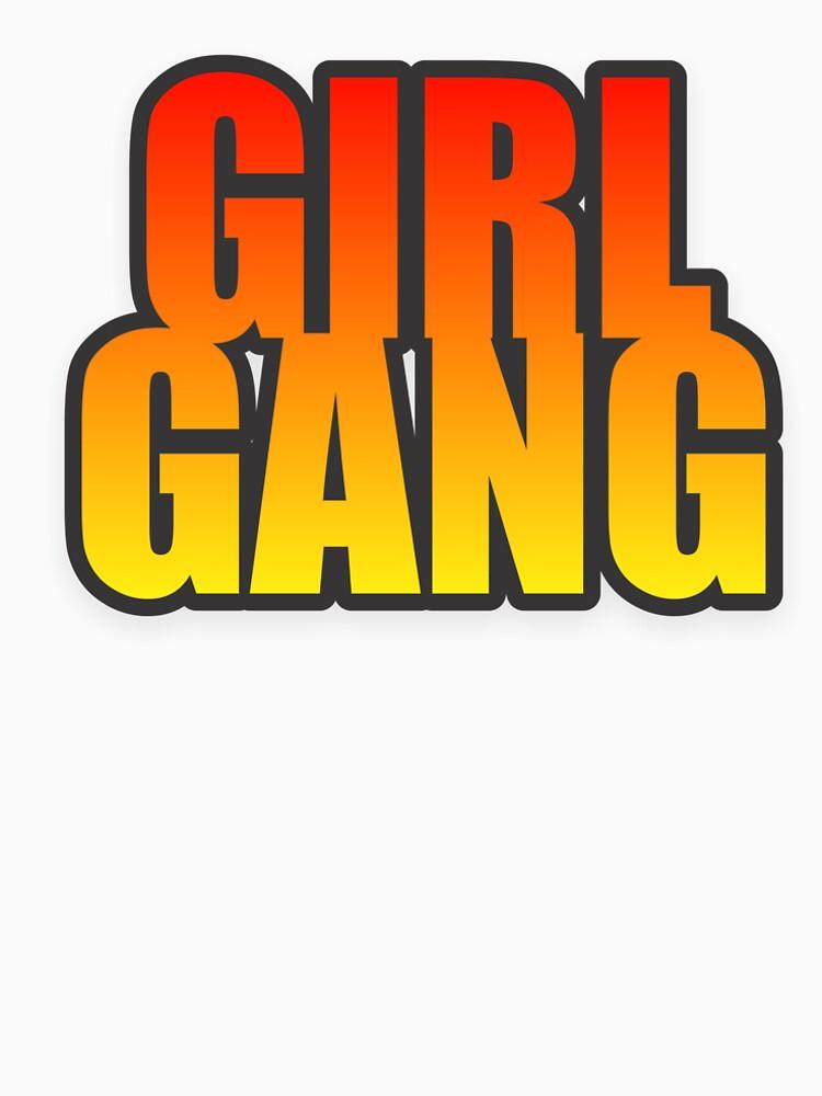 Girl Gang by Scvinhe